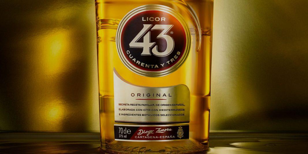 Licor 43 Krijgt Nieuwe Fles